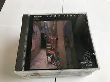 Brian Melvin, Jaco Pastorius - Jazz Street (CD 1989) MINT/EX 8711458025836