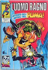 FUMETTO L'UOMO RAGNO STAR COMICS ANNO IV N.48 1990