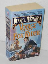 Dennis L. Mc Kiernan - Voyage of the fox rider