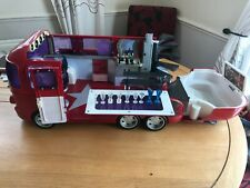 Vintage 2007 Bratz Rock Angelz Tour Bus with Accessories VGC