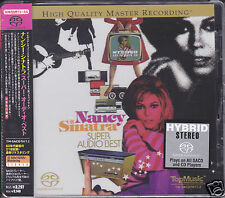 """Nancy Sinatra - Super Audio Best"" Stereo Hybrid SACD DSD Audiophile CD Sealed"