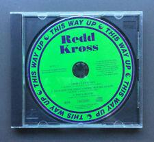 REDD KROSS - Jimmy's Fantasy CD 3 Track Single VG+ 1993 Radio Promotional Copy