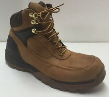 Timberland Furious Fusion Classic Waterproof Wheat Tan Boots Men's 7.5 M
