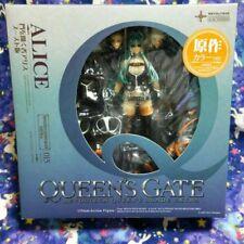 Kaiyodo Revoltech Queen's Gate Alice Boost Ver. Original Color Figure Japan NEW