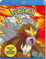 Pokemon 3 - THE MOVIE BLU-RAY NUEVO Blu-ray (manb8796)