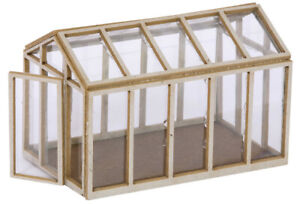 HO Scale Scenery - 14357 -  Green House - kit