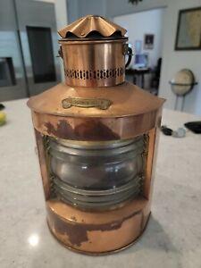 Vintage, Bakboord Nautical Lantern