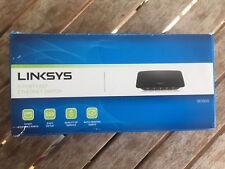 New Linksys Se1500 5-Port Fast Ethernet Switch