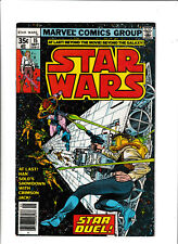 Star Wars Marvel Comics #15 FN- 5.5 Bronze Age,1978,Han Solo,Chewbacca,Lue