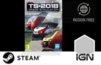 Train Simulator 2018 [PC] Steam Download Key - FAST DELIVERY