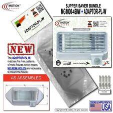 Mg1000-450W-A 12 Volt Ext. Motion Rv Led Porch Light, Rv Security Motion Porch