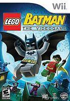 Wii: LEGO Batman: The Videogame (2008)