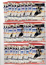 2X MARK RECCHI 1990-91 Score #186 Rookie RC NM-NMMT Bulk Lot Available 2 for.99