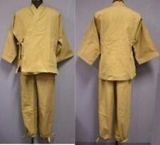 JAPANESE Kimono Samue Men's trousers set LL Z005-0094