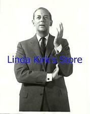 "Alistair Cooke Promo Photograph Family Program ""Omnibus"" ABC-TV Premiere 1956"