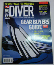 Sport Diver Magazine Gear Buyers Guide March 2013 032913R