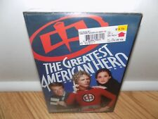 The Greatest American Hero - Season 2 (DVD, 2010, 4-Disc Set) BRAND NEW, SEALED