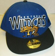 Kentucky State Wildcats NEW Youth 6 5//8 New Era Fitted Hat NCAA College NWT