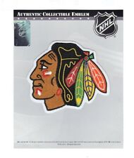 Chicago Blackhawks Official Primary Team Indian Face Head Logo Jersey Patch