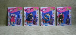 Sindy pop star collection Lot X 4 outfit dress MOSC 1991 Hasbro Vintage