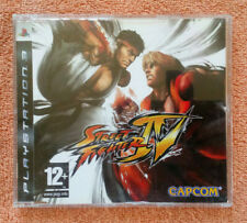 PS3 promo . press édition / Super Street Fighter 4