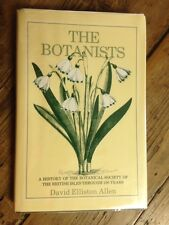 The Botanists:  A History of the Botanical Society of the British Isles (1986)