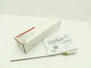 "Honeywell C7008 A 1174 Flame Rod and Holder 12"" Kanthal Spark Plug"