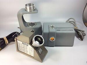 Gem Duplex II Refractometer, GIA Utility Lamp & GIA Polariscope WORKING Bundle