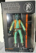 Star Wars: The Black Series - Greedo Orange line box