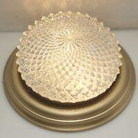Decken Lampe Antik Stil Plafoniere Ø29cm Flush Mount Dome Led Light Ceiling Lamp