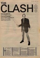 Clash UK Interview 1978 OBLIQUE