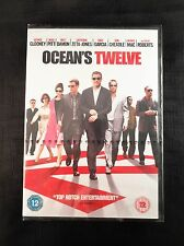 OCEAN'S ELEVEN [ DVD ] [ PAL 2 ] [ Rated 12 ] New & sealed