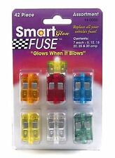 Smart Glow Blade Style 42 piece Assorted Multi Pack Fuse 14-0000