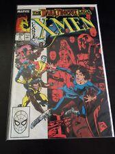 Classic X-Men #35 (Jul 1989, Marvel) The Dark Phoenix Saga Comic EUC!