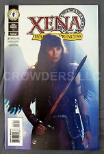 Dark Horse Comic Xena Warrior Princess #12 Darkness Falls Part 2 Lucy Lawless NM