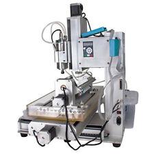 5 Axis Cnc 3040 Table Ball Screw 5 Column Type Engraving Machine High- Precision