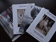LOT 4 catalogue de vente Tajan Photo Photographie ancienne Voyage Curiosa...