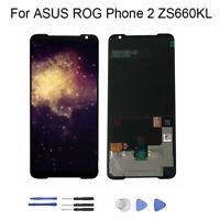 Pour ASUS ROG Phone 2 ZS660KL écran tactile LCD Touch Screen Réparation AR02FR