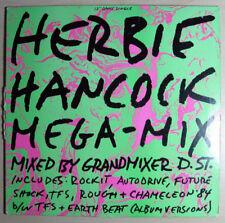 Herbie Hancock – Mega-Mix EX 1984 45 RPM Rock It 12 Inch EP 44-04960 LISTEN NOW