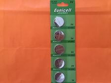 50 pcs CR2032 2032 LM2032 LR2032 DR2032 card 3V Lithium Battery US Seller