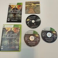 The Witcher 2: Assassins Of Kings -- Enhanced Edition Xbox 360 Complete