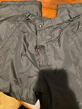 Nwot boys snow pants size 8 Protection System Brand black in color