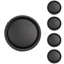 1pc Rear Lens Cap Camera Body Cover for Sony E-Mount NEX-3 NEX-5 Black