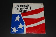 Lew Anderson - All American Big Band - Sea Breeze Jazz SB-2032 - FAST SHIPPING!!
