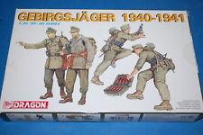 Dragon 6345 - Gebirgsjager 1940-1941  scala 1/35