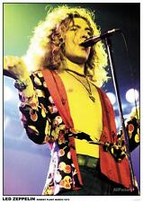 Led Zeppelin Robert Plant- Live March 1975 Poster - 23x33