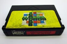CROSSWORDS video game CARTRIDGE Tandy/Radio Shack TRS-80 Color Computer 26-3082