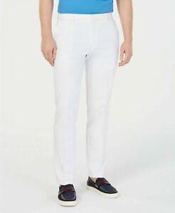 Las Mejores Ofertas En Pantalones Blancos De Algodon Tommy Hilfiger Para Hombres Ebay