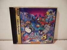 Rockman 8 Mega Man Sega Saturn Japan NTSC