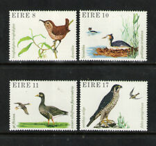Ireland  Scott  449-452  Birds of Ireland  Complete Set  Mint NH